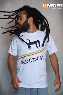 Graphic6 - Coleção Viva Slack - Slackline T-Shirts