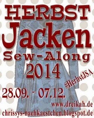 Herbst-Jacken-Sew-Along 2014