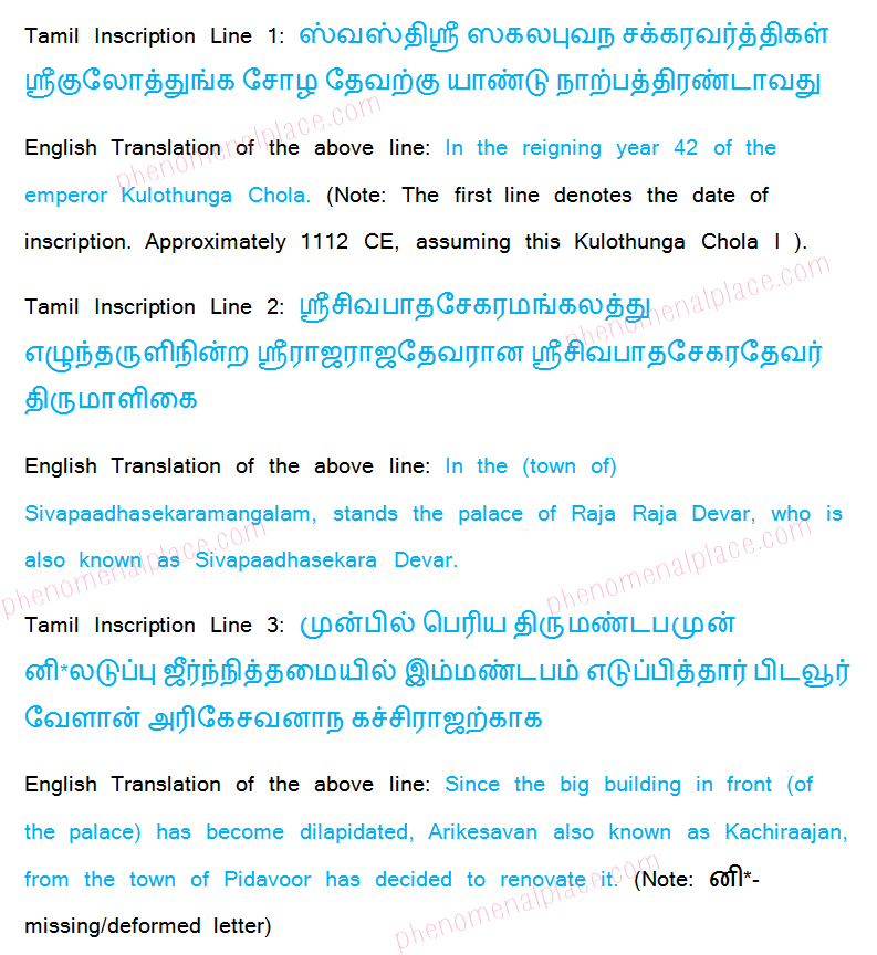 FREE English to Tamil Translation - Instant Tamil Translation