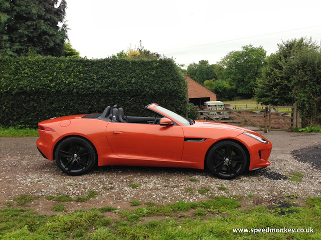2013 Jaguar F-Type V6 S