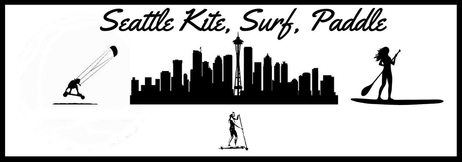 Seattle Kite, Surf, Paddle