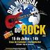 Ceilândia vai comemorar o Dia Mundial do Rock - dia 16 de julho