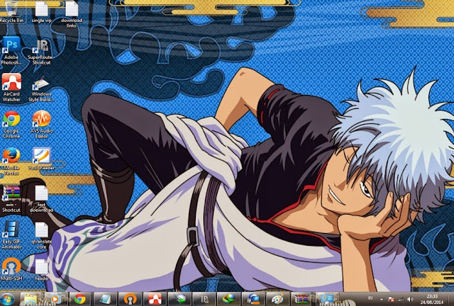 [ Theme Win 7 ] Gintama 2