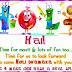 Free 2011 Holi Greetings, Free 2011 Holi eCards, Holi 2011 Greeting Cards