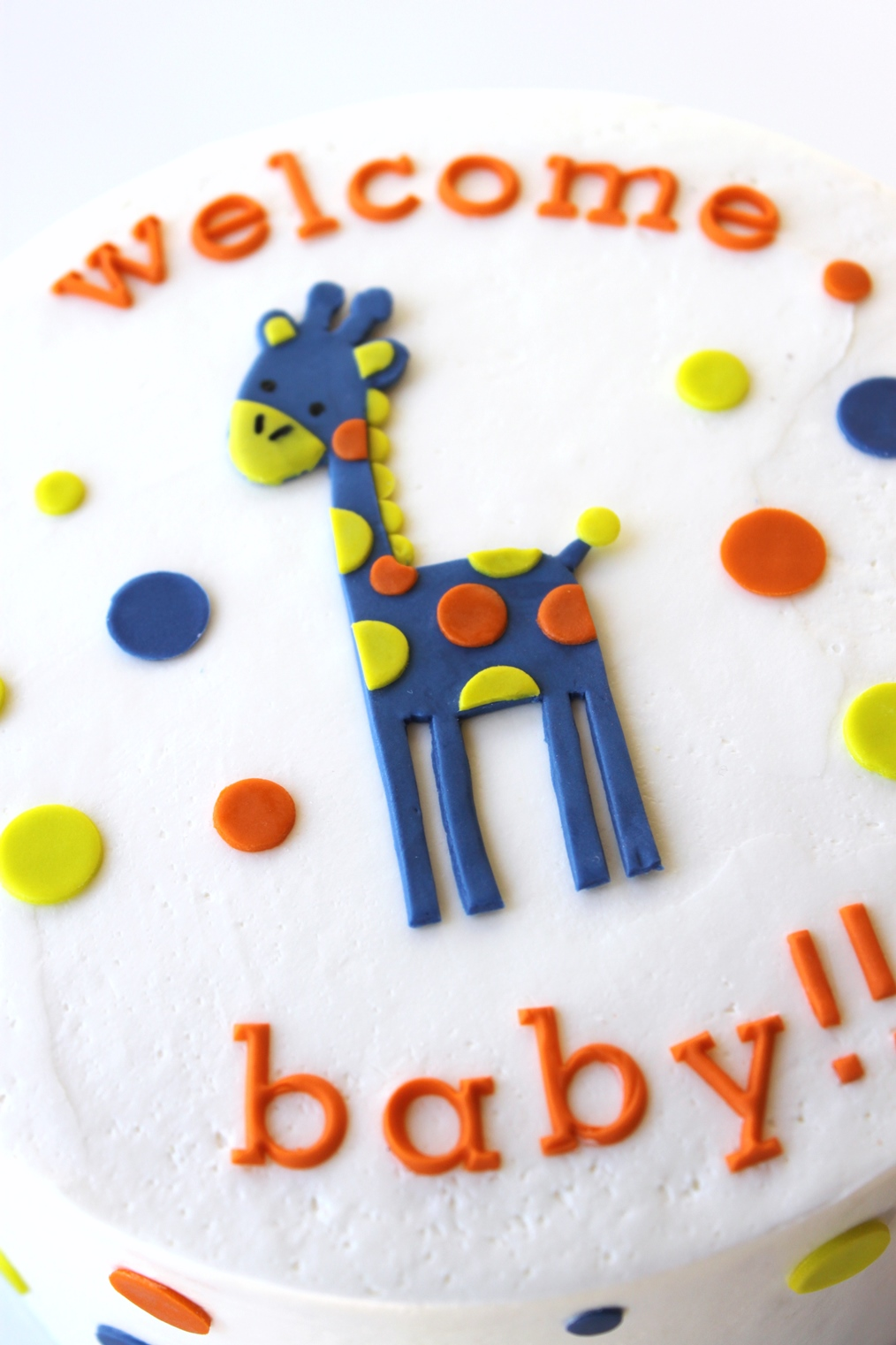 ... baby shower cake giraffe cake minneapolis cake baker twin cities bake
