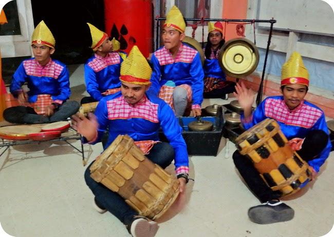 Musik Penggiring Tari Lulo Harus Ada 2 Gong