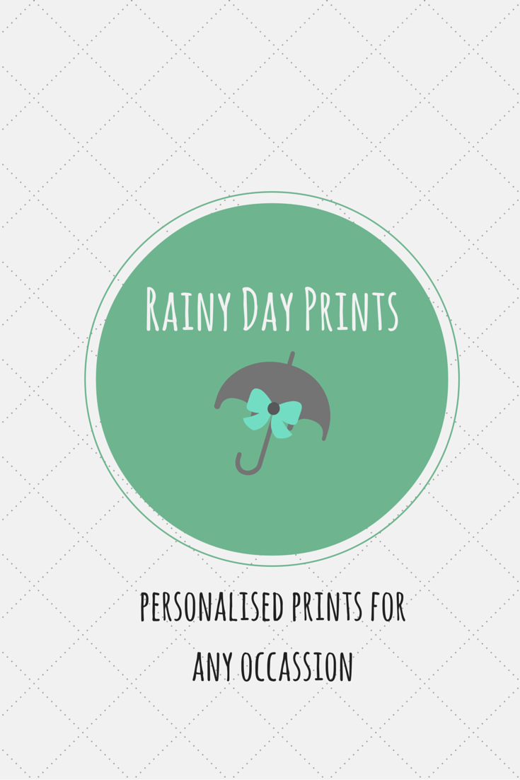 Welcome to Rainy Day Prints