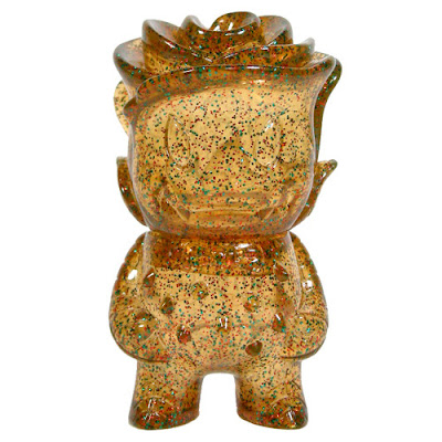 Designer Con 2012 Exclusive Fizzy Root Beer Pocket Rose Vampire by Josh Herbolsheimer & Super7