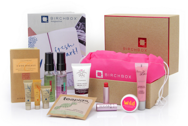 Birchbox, Birchbox UK, Fresh lip balm, Birchbox discount code