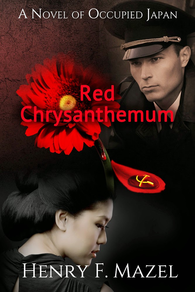 RD CHRYSANTHEMUM - A Novel of Occupied Japan