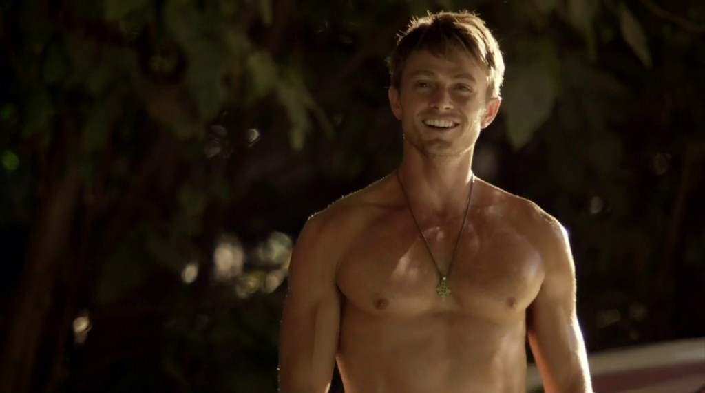 Who is wilson bethel dating in real life 8