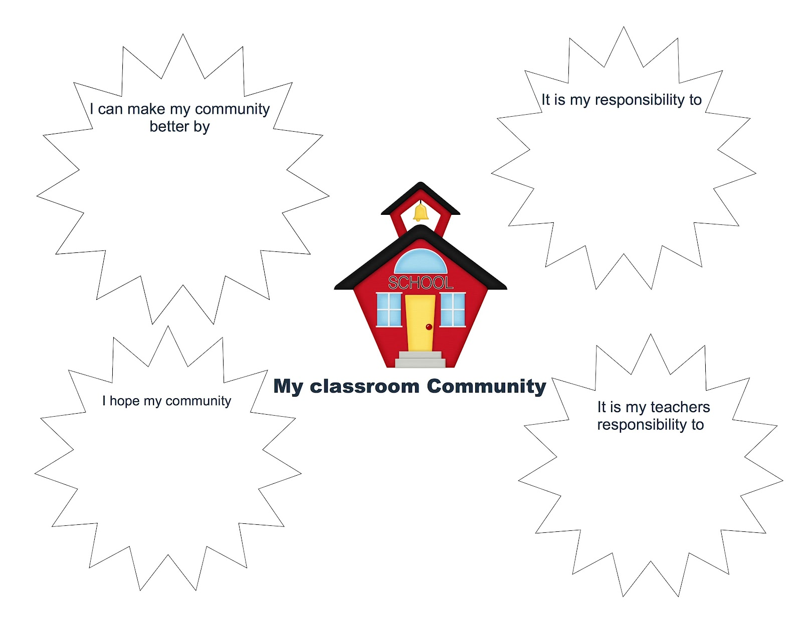 teacher talk  classroom and school community
