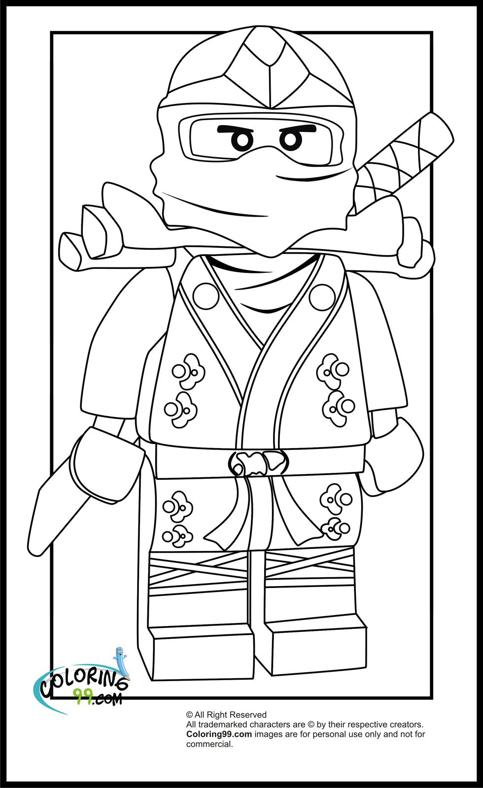 ninjago green ninja coloring pages lego ninjago lloyd the green ninja coloring pages team