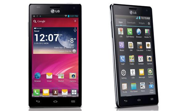 X HD merupakan smartphone Android terbaru bersegmen premium LG Optimus 4X HD: Android ICS dengan Prosesor Quad-Core