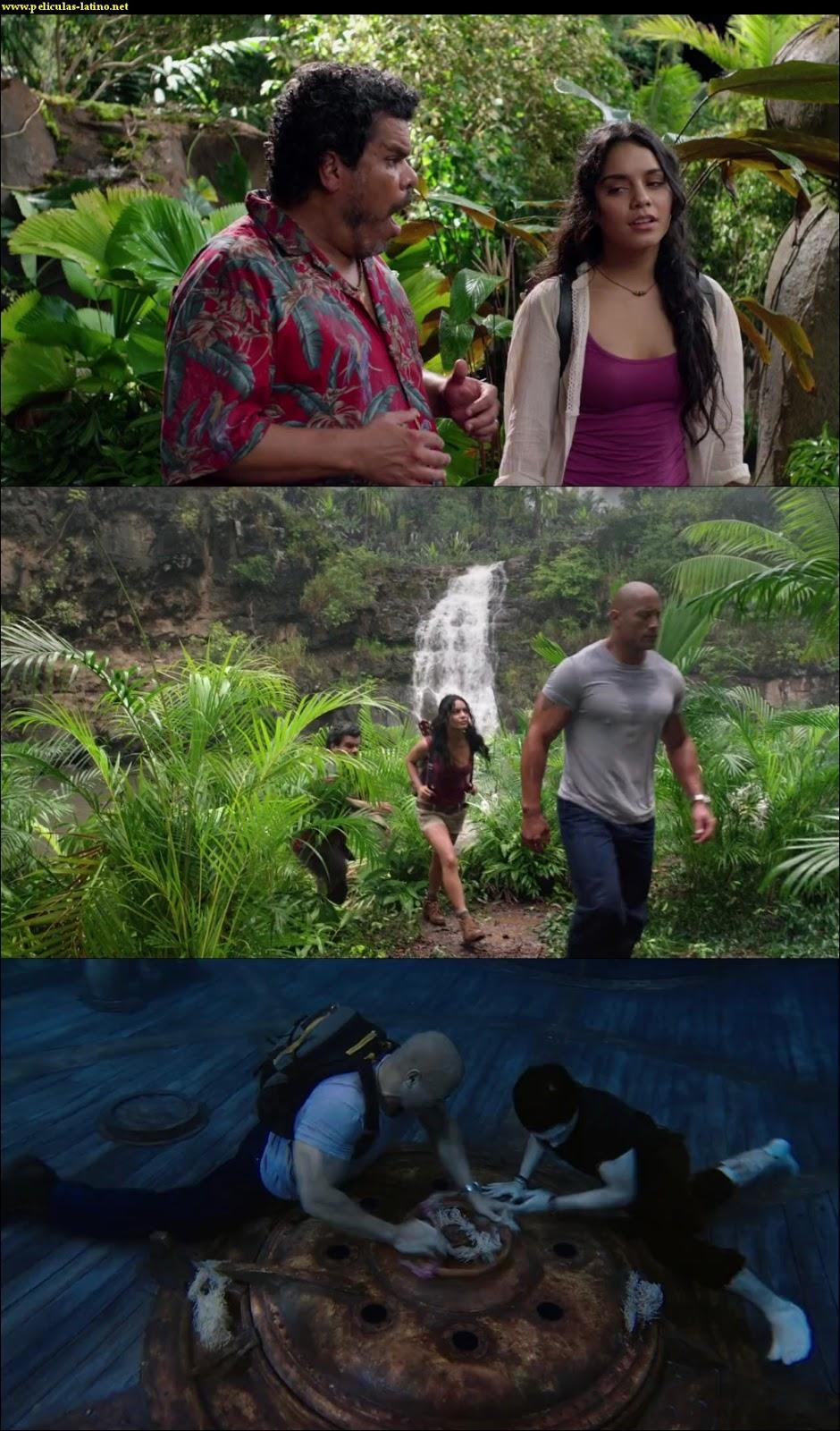 Imagen 1 Viaje 2: La Isla Misteriosa película HD 720p latino