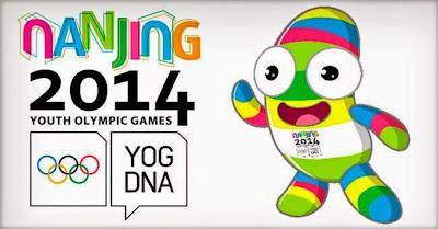 Juegos olímpicos de la juventud (Nanjing, China, 16-24/ago/2014)