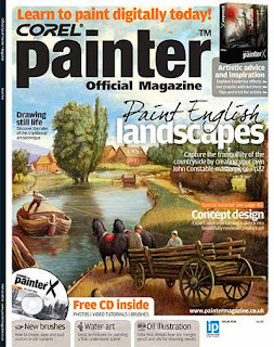 Corel Painter Magazine Issue 05