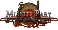 Logo gry Miasto Pary