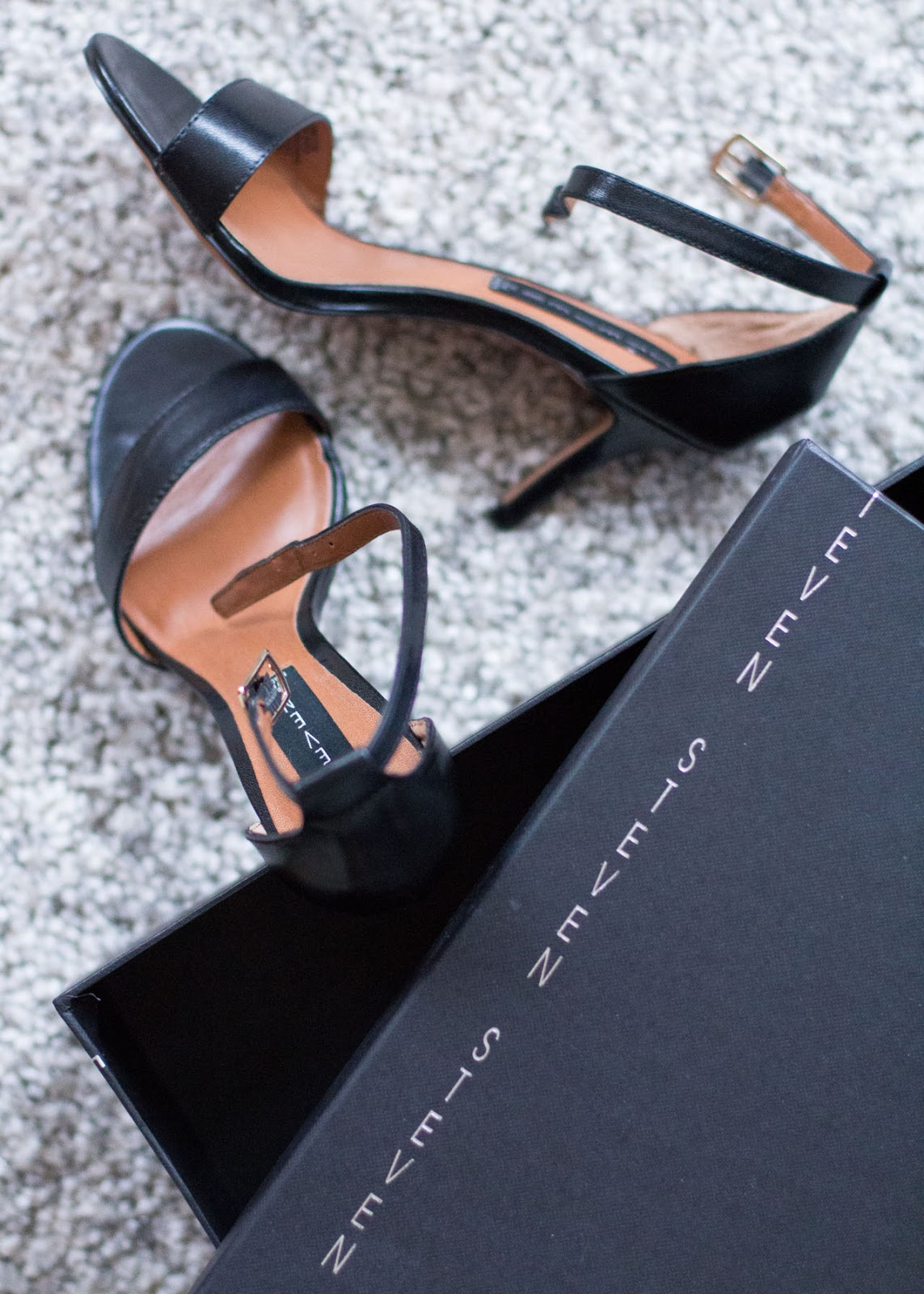 new Steven shoes - heels - Scandinavian - Canadian Fashion Blog