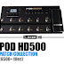 LINE 6 POD HD500 PATCH COLLECTION