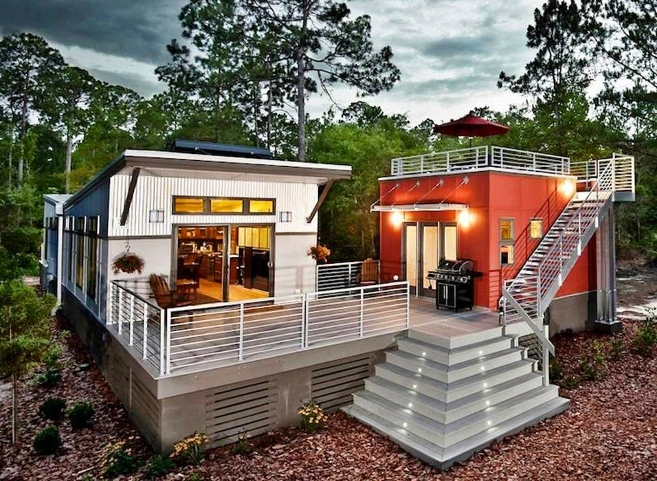 Clayton modern modular homes smart home designs Modern style prefab homes
