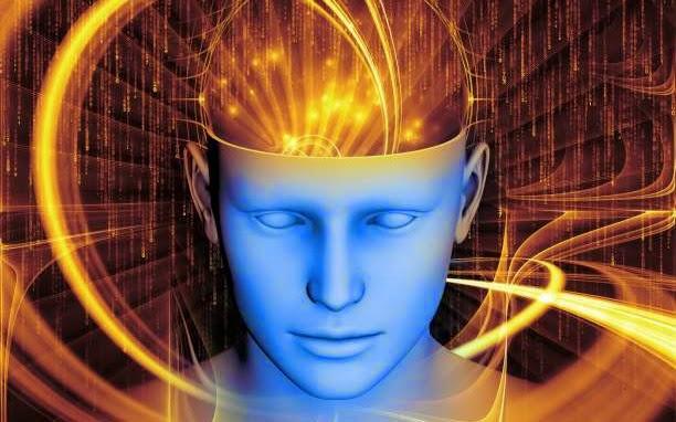 μυαλό ψυχική δύναμη, ελπίδα, θετική σκέψη, ευτυχία μια κατάσταση του μυαλού