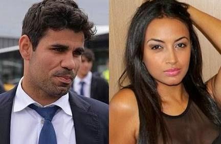 Ex afirma que terminou com Diego Costa porque ele tentou ...
