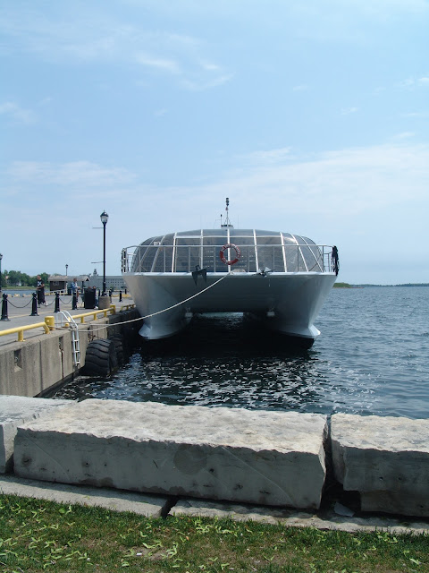 Kingston, Ontario, Cruises, 1000 Islands, Hotels, Dining