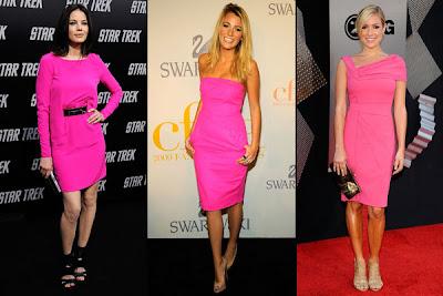 Vestidos Pink
