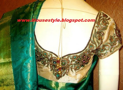 latest style blouse