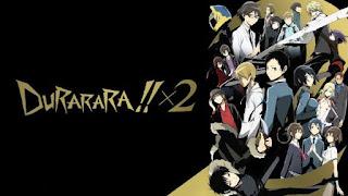 Durarara!!x2 Shou BD 1-12 Subtitle Indonesia