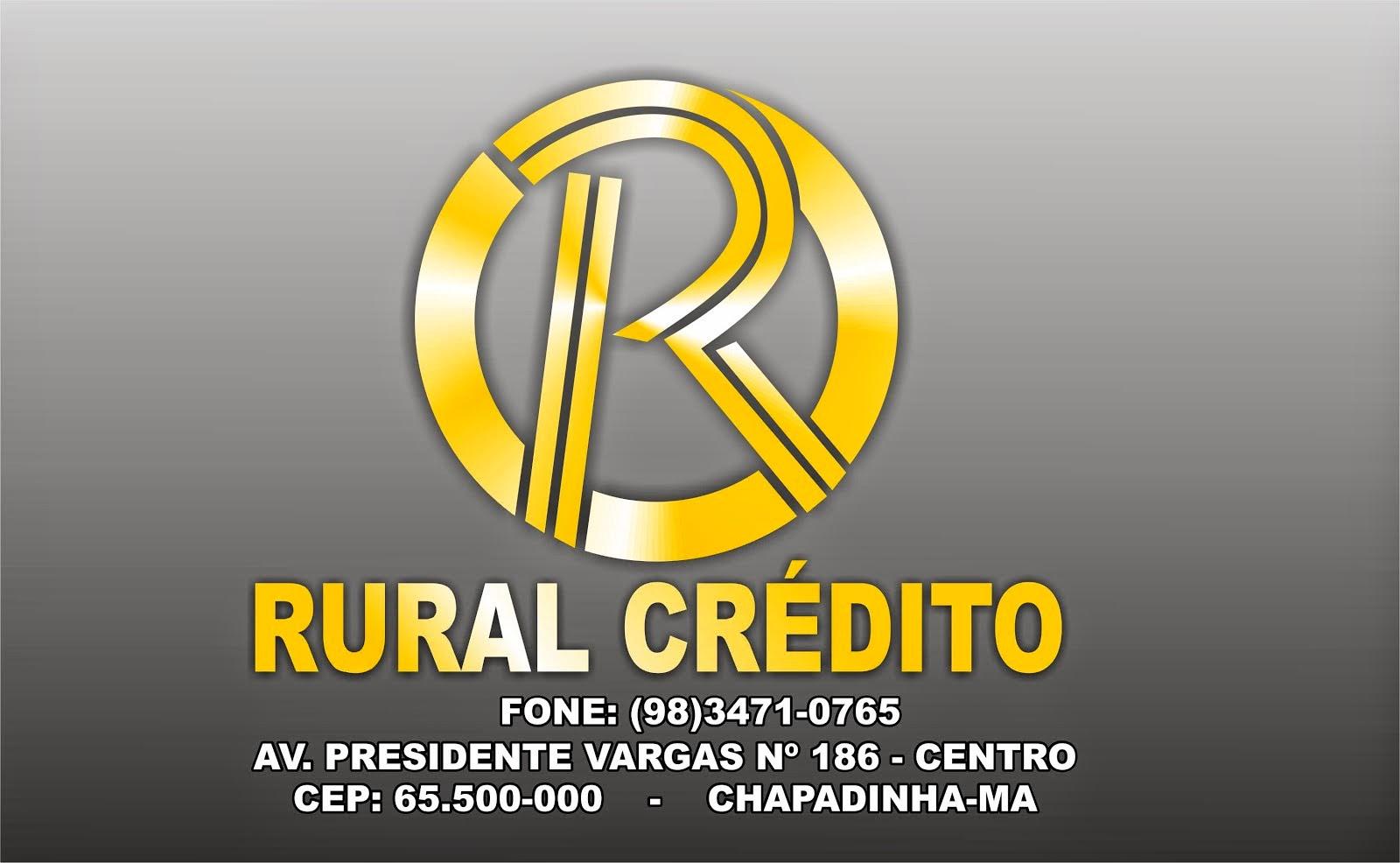 Rural Crédito.