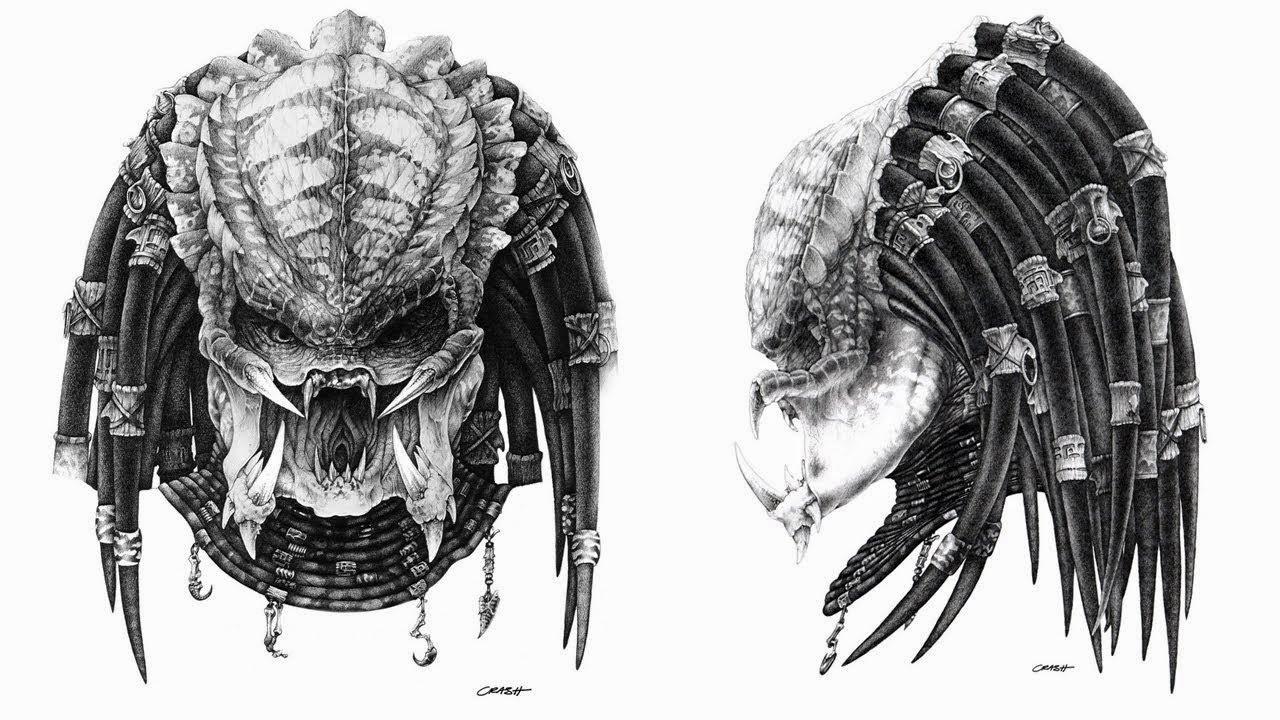BONUS Kevin Peter Hall Dans Le Costume Du Predator