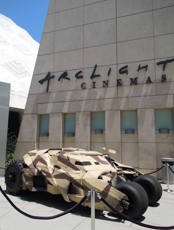 Original Camo Tumbler ArcLight Hollywood