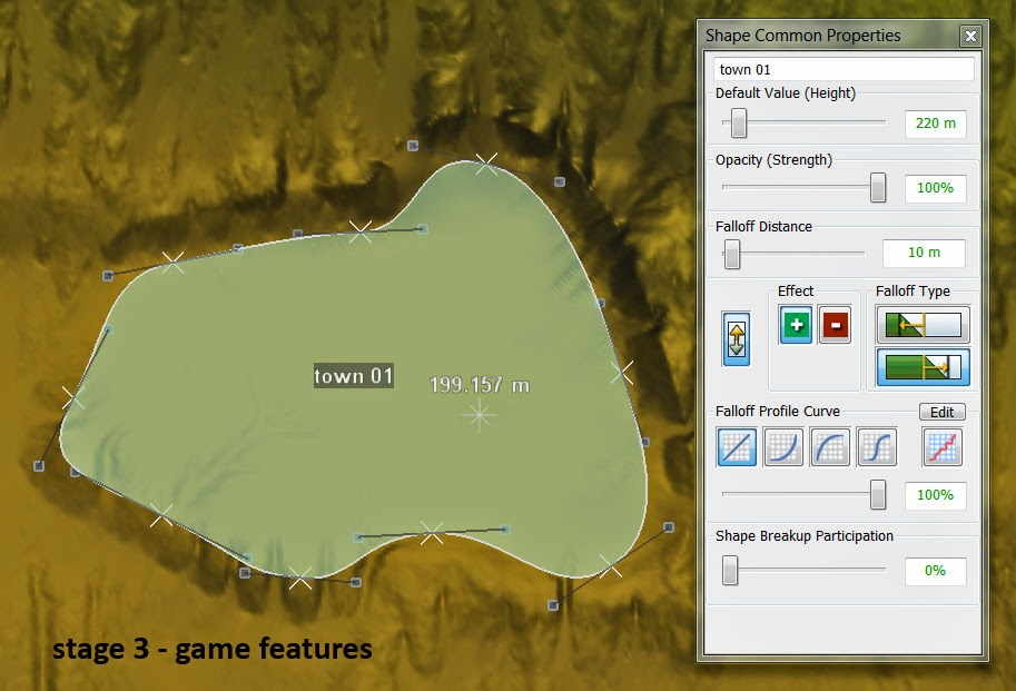 Layout Generator & Game Features