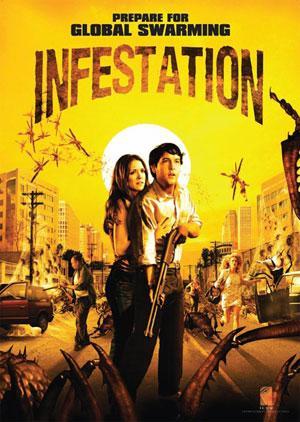 Infestación (2009) Online Latino