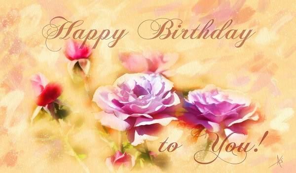 Happy Birthday Teresa Cake