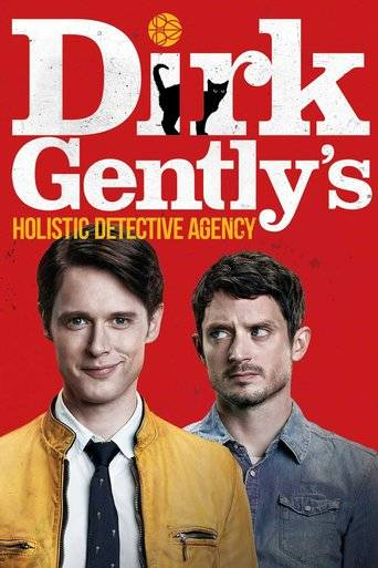 Dirk Gently's Holistic Detective Agency (2016) ταινιες online seires oikamenoi greek subs