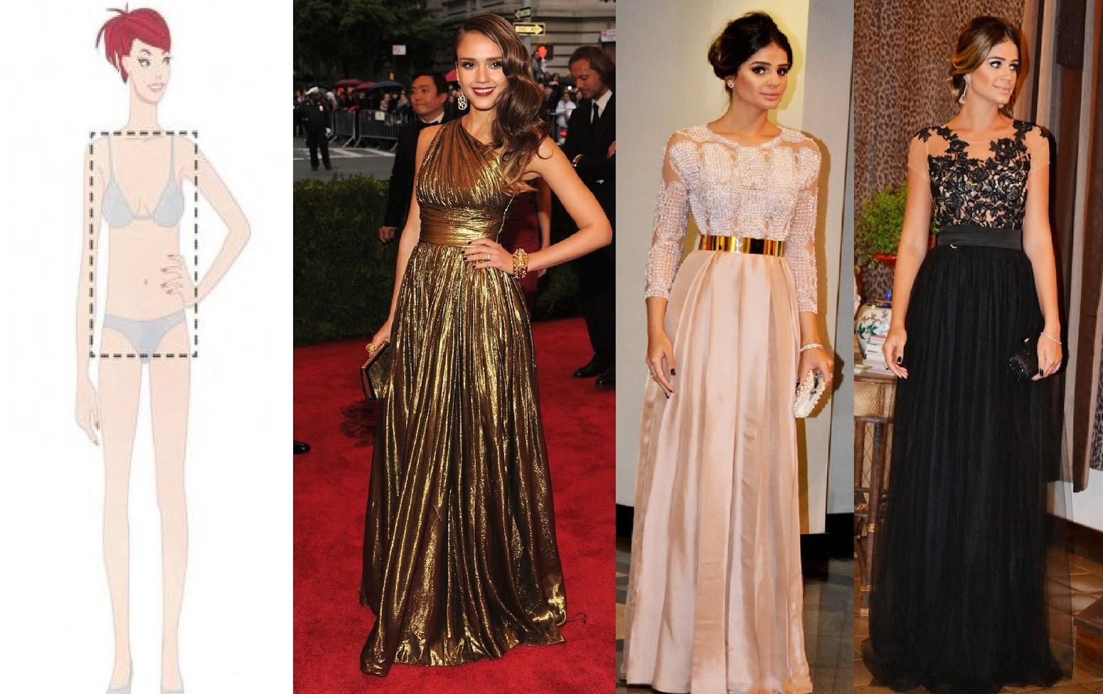 Amando Super Blog de Moda Ribeirao Preto Como escolher vestido de festa para corpo tipo retangular