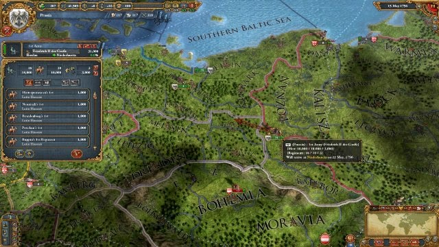 Europa Universalis 4 PC Games Gameplay