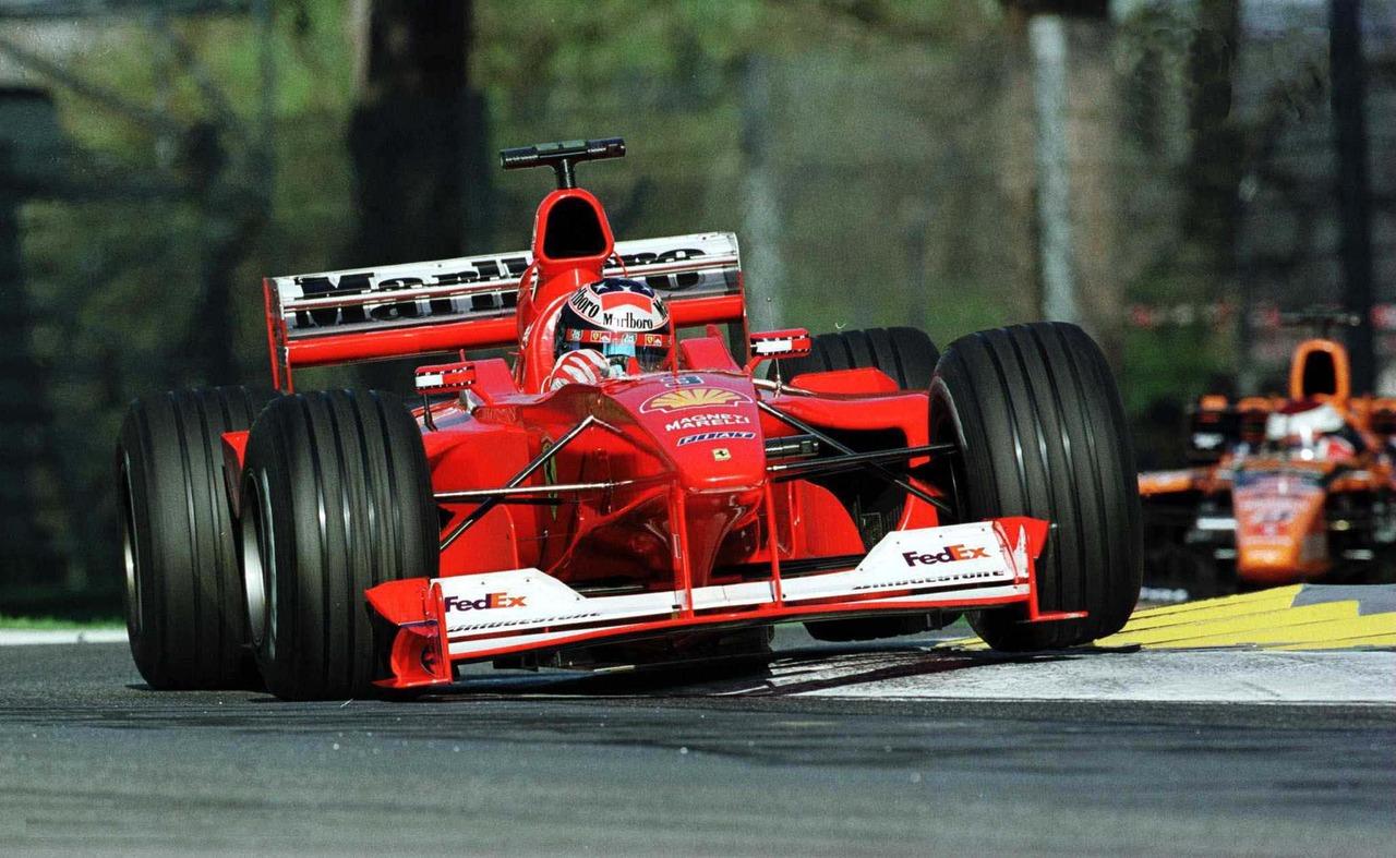 Ferrari F1 2000 New
