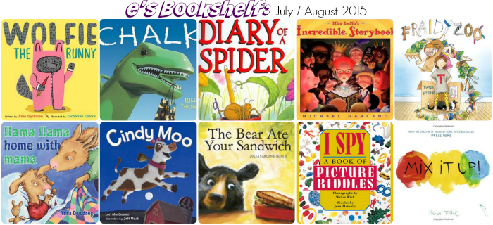 10 fantastic books to enjoy with the little ones in your life.