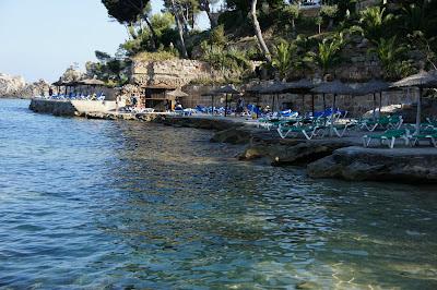 Санта Понса, Майорка, Балеарские острова, фото Испании, блог