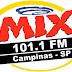 Ouvir a Rádio Mix FM 101,1 de Campinas - Rádio Online
