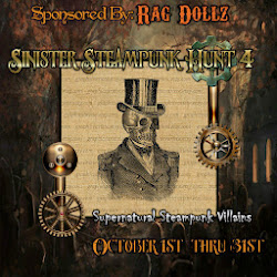 Sinister Steampunk Hunt