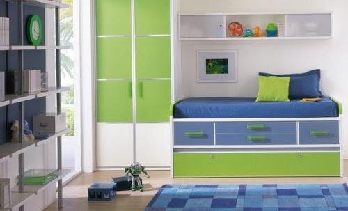 Margarida Ruivo Pinturas Combinações de cores para quartos de rapaz