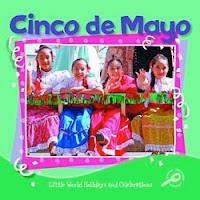 bookcover of CINCO DE MAYO by Margaret Hall