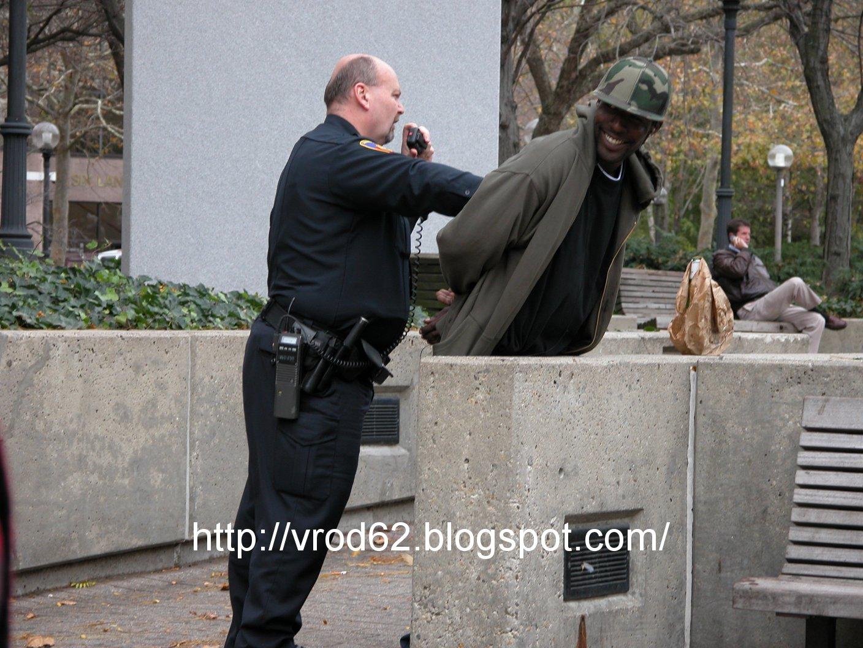 Funny Arrest