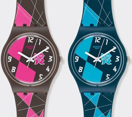 relojes juegos Olímpicos Londres 2012