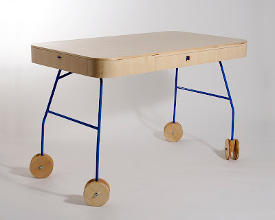 Gesällprov, arbetsbord, Olle K Engberg, Anders Ekström Design